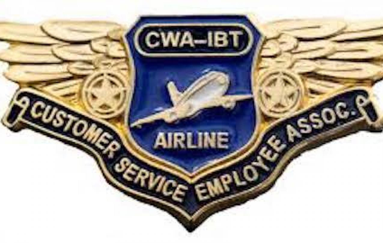 CWA-IBT Wings logo