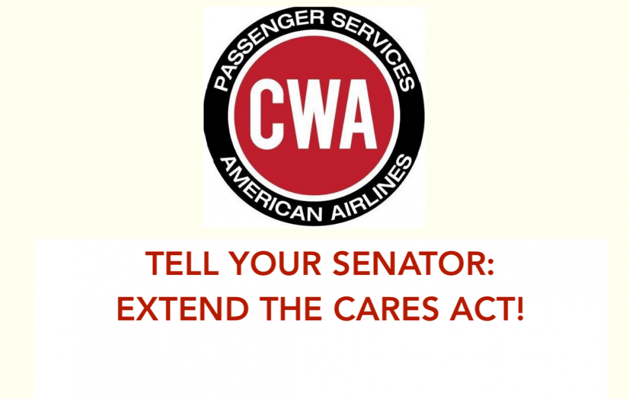 EXTEND THE CARES ACT